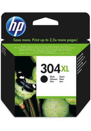 HP tinta 304XL crna, 300 stranica (N9K08AE)