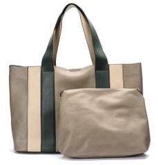 Nalí ženska torbica smeđa