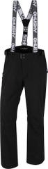 Husky spodnie narciarskie męskie Galti M, czarne