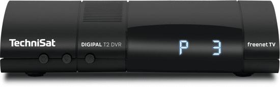 Technisat DIGIPAL T2 DVR, antracit - použité