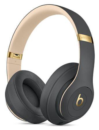 Beats Studio3 Wireless, tmavě šedá (MQUF2EE/A)