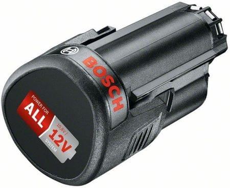 BOSCH PBA 12V 2,5 Ah O-B tartalék akkumulátor