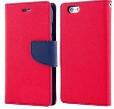 Havana preklopna torbica Fancy Diary za Honor 9, crveno plava