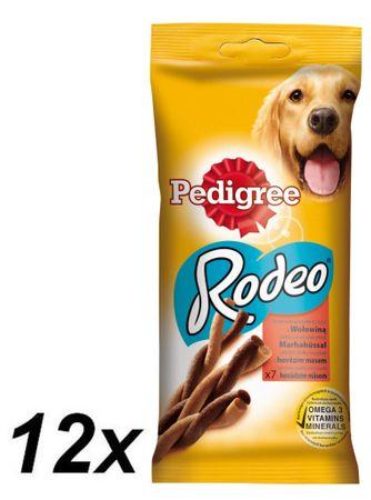 Pedigree Rodeo 12 x 140g