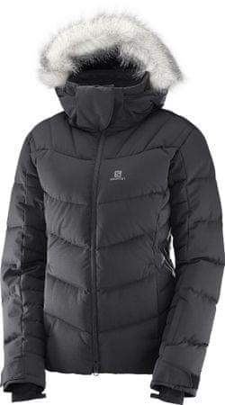 Salomon ženska jakna Icetown, crna, S