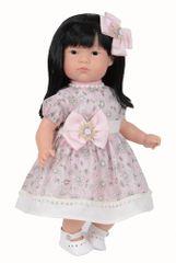 Nines Tai bábika čierne vlasy 45 cm