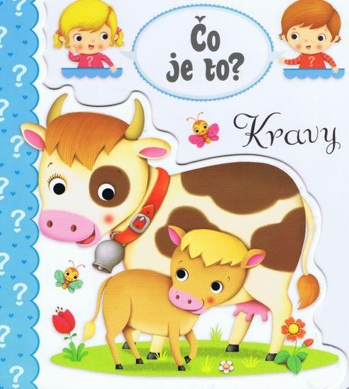 autor neuvedený: Čo je to? - Kravy