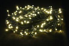Seizis LED osvětlení 320 žárovek, teplá bílá