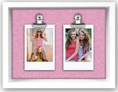 ZEP foto okvir Funny, 2 slike, 5,3x8,5 cm, roza (TD19P)