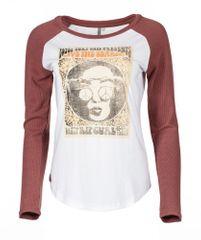 Rip Curl ženska majica Losthill
