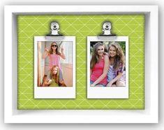 ZEP foto okvir Funny, 2 sliki, 5,3x8,5 cm, zelen (TD19G)