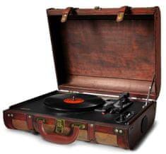 Camry vintage prijenosni gramofon CR1149 u kovčegu