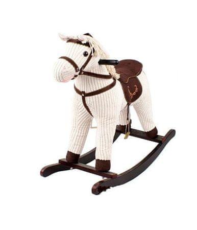 Alltoys Hojdací menčestrový kôň
