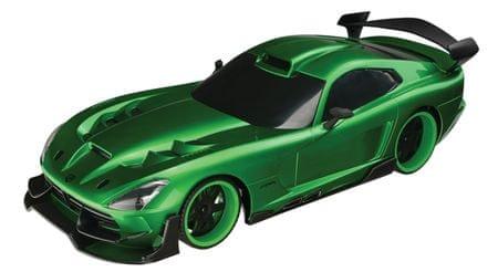 Extreme Machines RC Dodge Viper - zelený