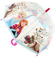 Lamps Deštník průhledný Frozen