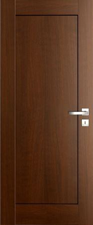 VASCO DOORS Interiérové dveře FARO plné, model 1, Dub rustikál, A