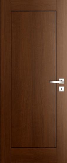 VASCO DOORS Interiérové dveře FARO plné, model 1, Dub skandinávský, A