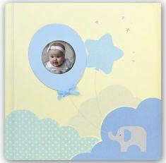 ZEP foto album Penelope,24x24cm, 20 listova (EN24242B)