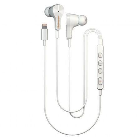 Pioneer slušalke SE-LTC3R, črna - Odprta embalaža