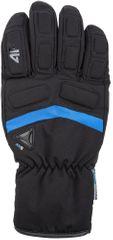 4F męskie rękawice narciarskie H4Z17 REM004 czarny