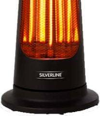 Silverline Silverline hősugárzó 900 IPX4
