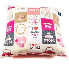 CuddlyZOO Obustronna poduszka, MAMA