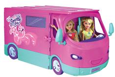 Alltoys Sparkle Girlz - Lakókocsi babáknak