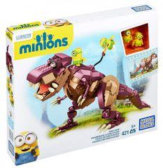 MEGA BLOKS Mimoňovia Jazda na dinosaurovi