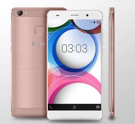 NOA GSM telefon Element H2, roza zlat + NOA Premium Care garancija