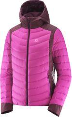Salomon ženska jakna Halo Down, ružičasta