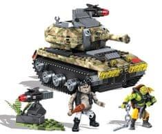MEGA BLOKS Korytnačky Ninja - tank