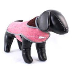 Doodlebone Kabát Tweedie Pink