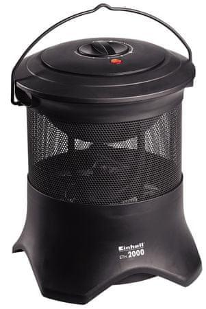 Einhell ETH 2000 Ventilátoros hősugárzó