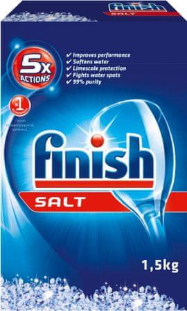 Finish Sůl 1,5 kg