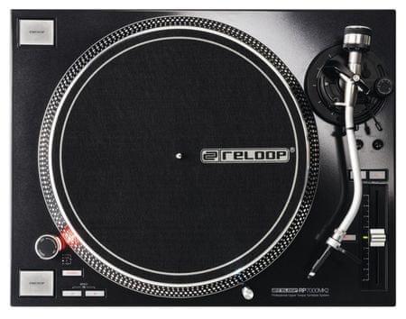 RELOOP RP-7000 MK2 DJ gramofon s přímým náhonem