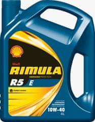 Shell Rimula R5E automobilsko ulje, 10W40, 4 l
