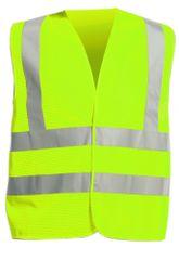 Cerva Reflexná pracovná vesta Quoll letná žltá M