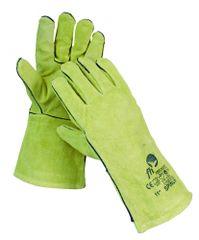 Free Hand Zváračské rukavice Spinus kožené 11