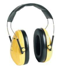 3M Ochranné slúchadlá H510A-401-GU Optime I SNR 27 dB