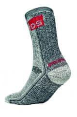 Otto Schachner Funkčné pracovné ponožky Hammel čierna 39-40