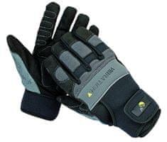 Free Hand Antivibračné rukavice Nigra kombinované 10