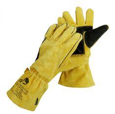 Free Hand Zváračské rukavice Calandra kožené 11