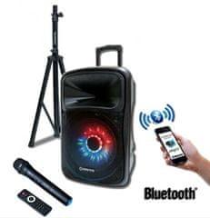 Manta prenosni zvočni sistem za karaoke SPK5017 ERIE