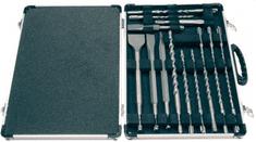 Makita 17-dijelni komplet svrdala i dlijeta SDS-Plus AluBox D-21200