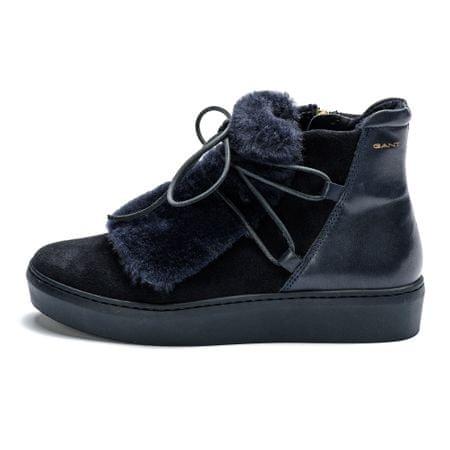 ff0e1858bd56 Gant dámská kotníčková obuv Anne 37 tmavo modrá