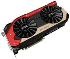 "Gainward grafična kartica Phoenix ""Golden Sample"" GeForce GTX 1080 Ti, 11 GB GDDR5X"
