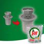 6 - Jar Platinum Mosogatógép kapszula, 36 db, Narancs