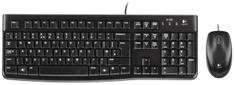 Logitech desktop komplet MK120, HR