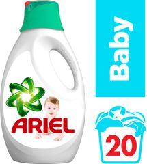Ariel Baby folyékony mosószer 1,1 l (20 mosás)