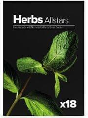 Plantui výber rastlín - Herbs Allstars, 18ks v balení